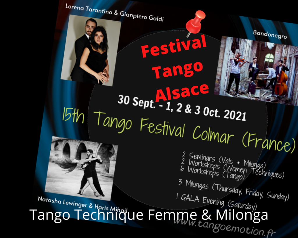 Alsace Festival Tango